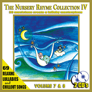 Lullabies - Nursery Rhyme Collection 4
