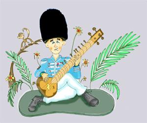 Bobby's Sitar