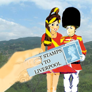 Ticket to Liverpool